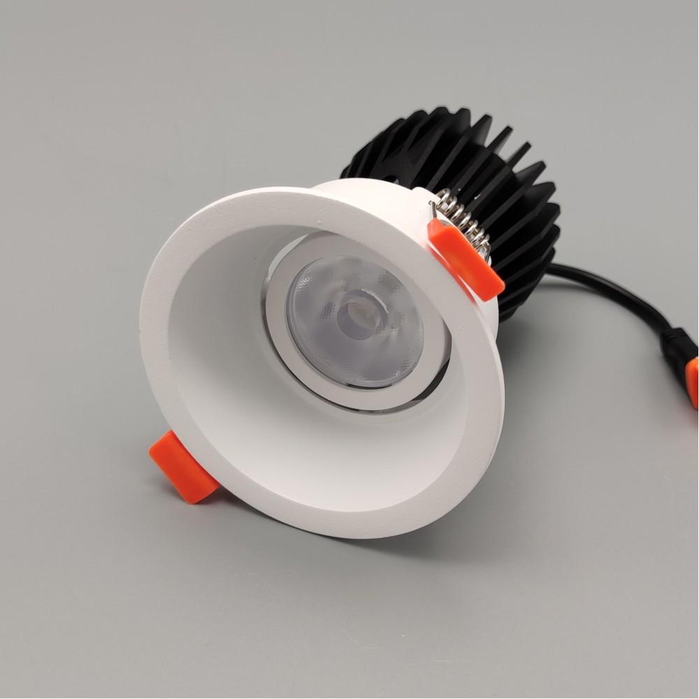 Светильник встраиваемый F 0905 ND white