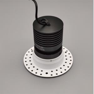 Светильник встраиваемый F 1201 ND R black dim