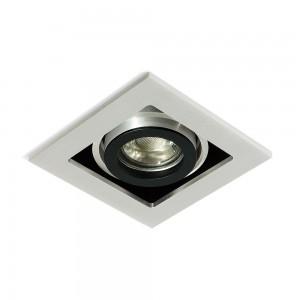 107311 Aluminium/Black
