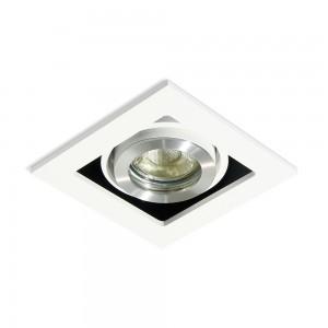 107311 White/Aluminium