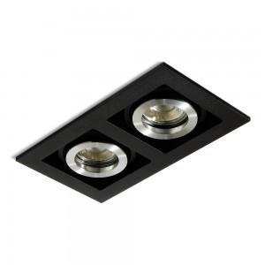 107421 Black/Aluminium